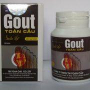 thực phẩm chức năng Gout toàn cầu