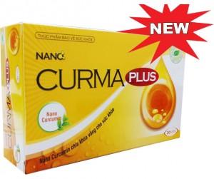 Thực Phẩm Chức Năng NANO CURMA PLUS – Tinh nghệ nano mới