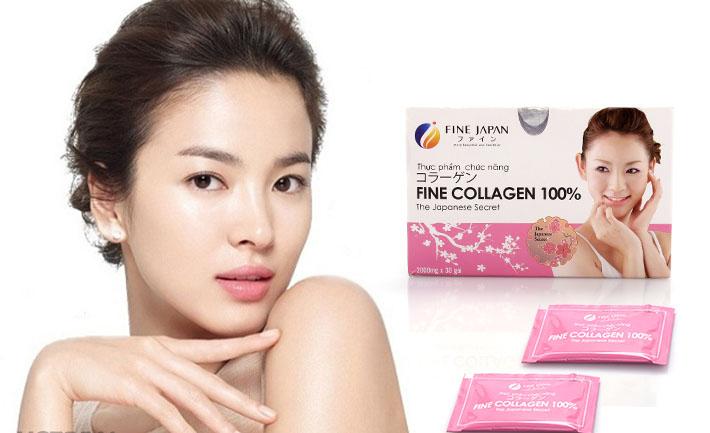 Hộp Fine Collagen 100%