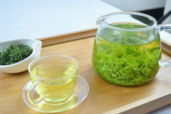 Phương pháp pha trà giảo cổ lam Hòa Bình đúng cách và hiệu quả.