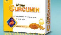 Thực Phẩm Chức Năng – Nano Curcumin 60 Viên