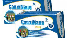 Thực Phẩm Chức Năng CanxiNano Plus (Hộp 30 viên)